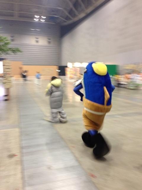 【モ娘(狼)】工藤ハルと佐藤マーが戦ったブリの怪物が異例の出世!