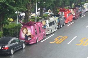 【画像あり】20年前の車のセンスすげーwwwwwwwwwwwwwwwww