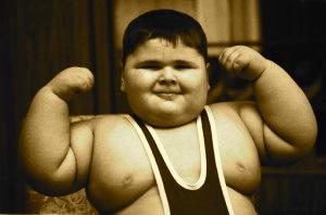 太っちょだけど小学生の頃から私の旦那はヒーローだった
