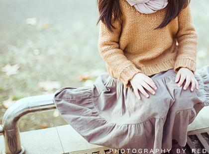 中国・長沙のカメラマンが撮影した、5歳の可愛らしい女の子の写真がインターネットで大人気に (画像)