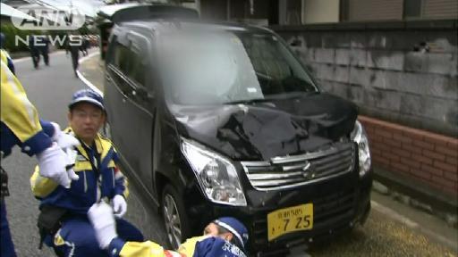 亀岡死傷事故