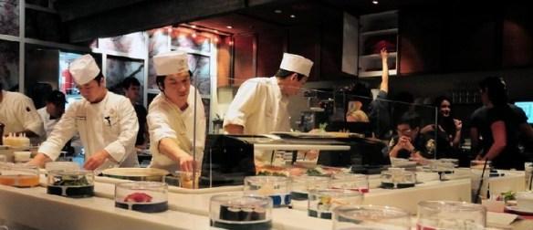 回転寿司で頼んだ寿司が米ベチャベチャだった