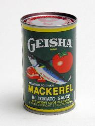西アフリカの国民食『ゲイシャ』缶詰は日本企業の味
