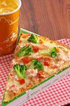 東京ディズニーランドで「ズワイガニのピザ」に「ベニズワイガニ」使用