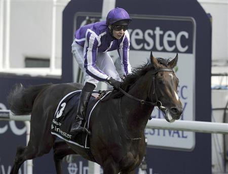 【競馬】 昨年英2冠馬キャメロット引退、種牡馬に BCターフへ向けた調整中に故障
