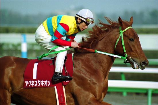 【競馬】 三大「幻のダービー馬」といえば、 アグネスタキオン・フジキセキ…