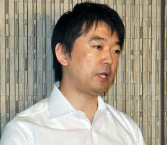橋下市長 「血脈主義、身分制に通じる極めて恐ろしい考え方だ」 週刊朝日の出自記事で取材拒否表明