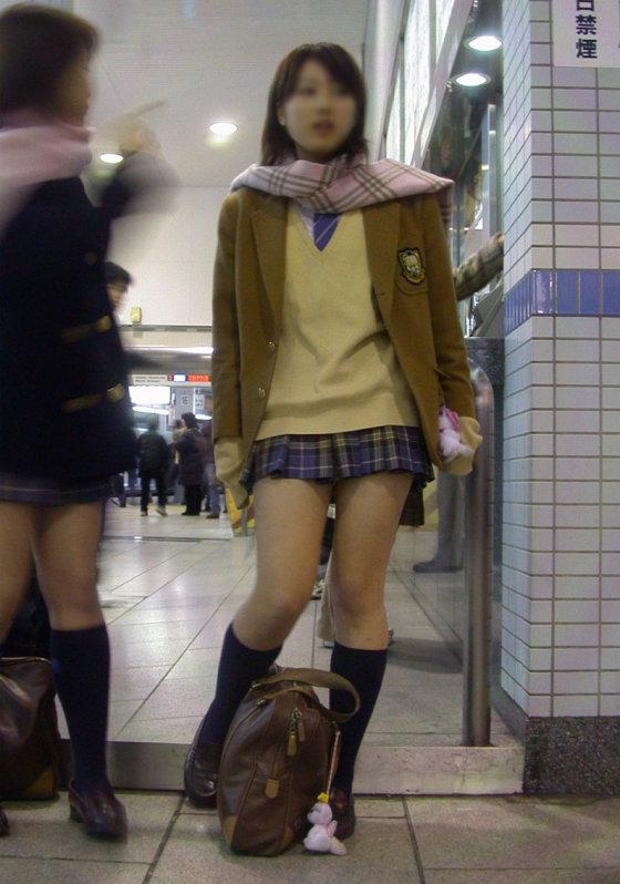 【画像あり】 「女子高生」として総合的に完成度が高いのは、この子だと思う