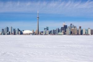 カナダ寒過ぎて地下から爆音。氷点下40度。北海道とか甘えだよなw
