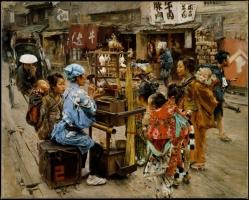 【画像あり】私たちが知らない江戸「日本を愛した19世紀の米国人画家」が描いた、息遣いすら感じる美しき風景