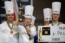 星野リゾートの浜田統之さん世界3位 仏料理コンクールで日本人初