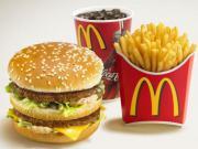 日本マクドナルド、9年ぶり減収