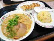 ラーメン・炒飯・餃子とかいう黄金の組み合わせww