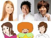 「映画クレヨンしんちゃん バカうまっ!B級グルメサバイバル!!」にシェフの川越達也さんがゲスト声優として出演