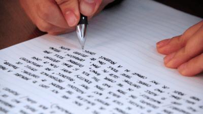 文章読む時、頭の中で声に出して読み上げてるよな・・・・・・?