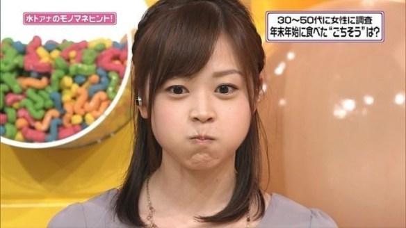 【画像あり】水卜麻美(みうらあさみ)アナの画像が集まってくるスレ!!!!