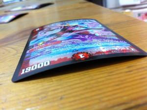 【デュエマ】デュエマのカード買ってきたけど反りすぎワロタwwwww