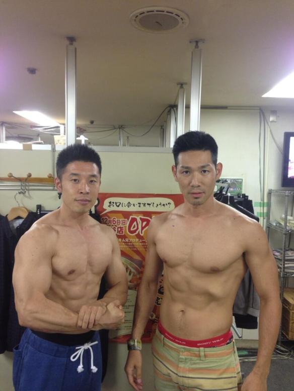 【画像】なかやまきんに君の最新筋肉やべえwwwwwwww
