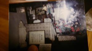 【画像あり】昔の写真見てたら心霊写真があったんだが