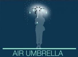 傘ってこれ以上進化しないのか?