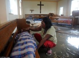 【画像あり】フィリピンの台風被害がマジで悲惨だ