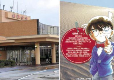 鳥取空港の愛称『鳥取砂丘コナン空港』に 「漫画のキャラクター愛称は鳥取だけ」 … 青山さんが今年1月に平井伸治知事に提案し、空港利用者らへのアンケートで87%が賛成