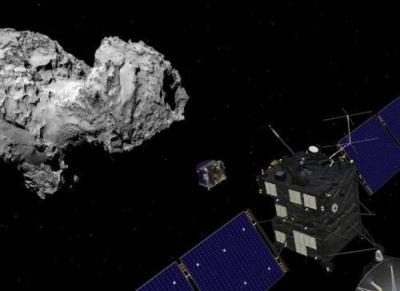 """欧州の探査機「ロゼッタ」が着陸したチュリュモフ・ゲラシメンコ彗星、不思議な""""歌""""を歌っていた … 欧州宇宙機関(ESA)がその音源を公開"""