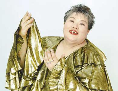 【訃報】 オペラ歌手・中島啓江さん、呼吸不全で死去 57歳 … 音域4オクターブの歌唱力でミュージカルにも多数出演、タレントとしてテレビでも活躍