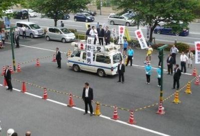 民主党・枝野幸男幹事長、衆院選の目標議席に言及 「一気に政権をくださいという厚かましい事は言わない。せめて100議席ほしい」 … 民主の解散時勢力は55議席