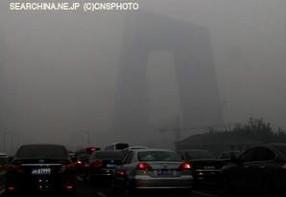 【悲報】中国、深刻な大気汚染の責任を欧米に被せ始める