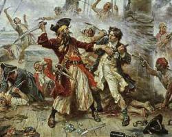 山賊が海賊より弱い理由ってなんなの?