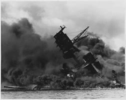 第二次世界大戦で真珠湾攻撃成功したみたいになってるけど