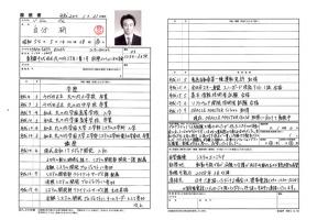 【画像あり】日本の履歴書と海外の履歴書wwwwwwwww