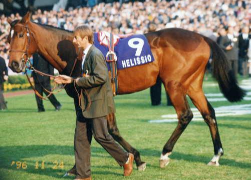 【競馬】 96年の凱旋門賞馬エリシオ死亡