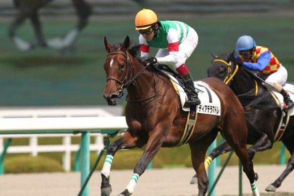 【競馬】 ディアデラマドレが引退 繁殖馬に