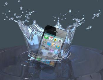 お前らiPhone水で冷やしてみろwwwwwwww