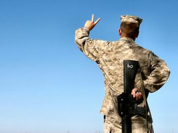 でも9条改正して徴兵されて戦争に行く勇気お前らあんの?