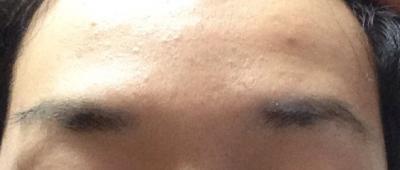 【悲報】初めて眉毛を弄ってみた結果・・・ワロタ・・・(画像あり)