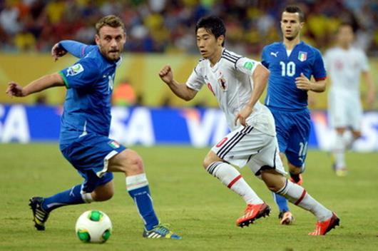 【ホルホル】イタリア代表の面々が日本代表を称賛!自分、ホルホルいいっすか?