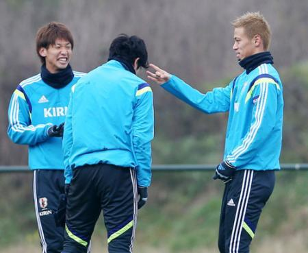 本田圭佑「ベルギーは評価だけ高い。歴史のある国ではないんでね。日本といい勝負。結局コロンビアに負けましたから」