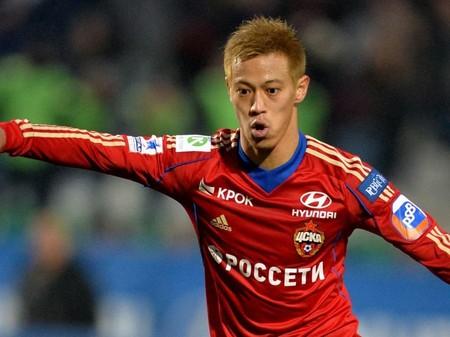 CSKAモスクワがダービー制し4連勝! 本田圭佑はゴール決められずもフル出場で貢献