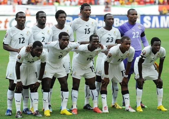 ガーナ代表 2010
