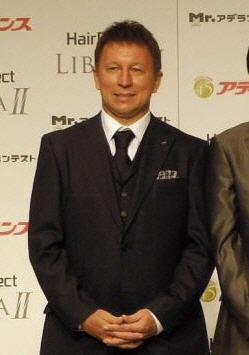 アルシンド絶賛!日本のカツラに驚き「Jリーグと同じ位進歩」