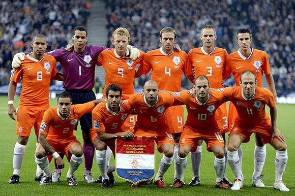 日本と対戦するオランダ代表がメンバー発表 ファンペルシー、ロッベン、スナイデルら主力を順当に選出