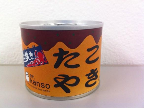 大阪名物「たこ焼き」が缶詰に! 「これは新しい」「想像してたよりおいしい」と話題に
