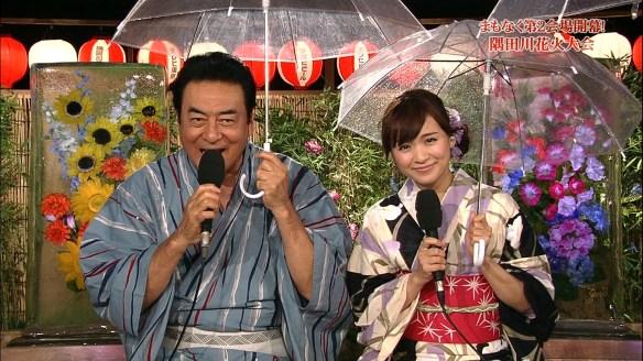 隅田川花火大会の中継wwwwwwwwwwwwwwwwwwww