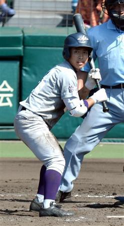 """花巻東・千葉翔太の""""カット打法""""に審判部が待った 「自分の野球できなかった」"""