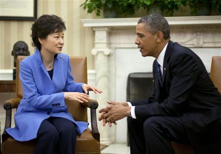 """韓国の朴大統領、米国を巻き込んだ対日包囲網は不発か … """"歴史認識を対日外交圧力""""に利用しようとするも 「米国は日韓の""""歴史認識戦争""""には一切関与しない」"""