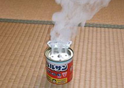 タレントの川島なお美、バルサンを吸って眩暈を起し、病院へ → 医者「長いこと息止めてたら眩暈は起こりますよ」