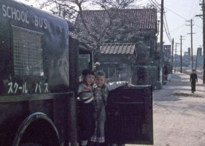 """""""1950年代初旬の日本の風景""""を写したカラー写真 … ロシアのウェブフォーラムで紹介される (画像)"""